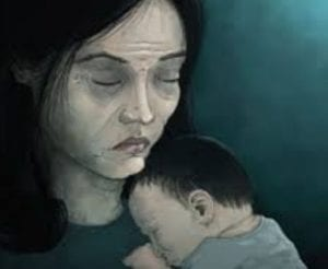 علاج اكتئاب ما بعد الولادة
