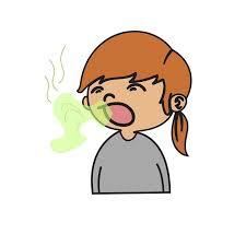 اسباب رائحة الفم الكريهة الدائمة