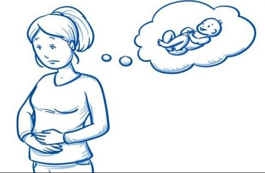 علاج تاخر الحمل بالاعشاب