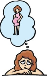 اسباب تاخر الحمل
