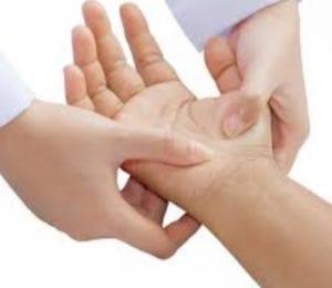 علاج اختناق عصب اليد