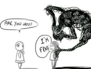 اكتئاب نفسي
