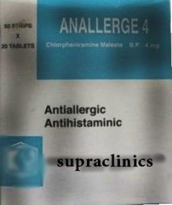 anallerge 4