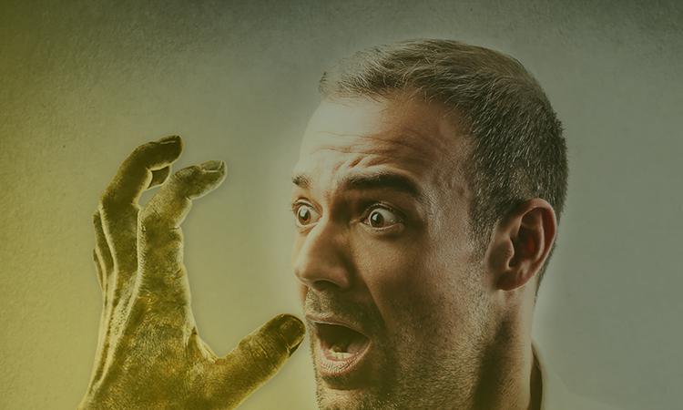 اعراض متلازمة اليد الغريبة
