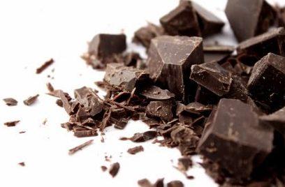 الشوكولاته الغامقة
