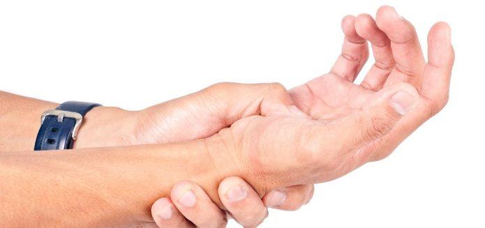 مرض متلازمة النفق الرسغي