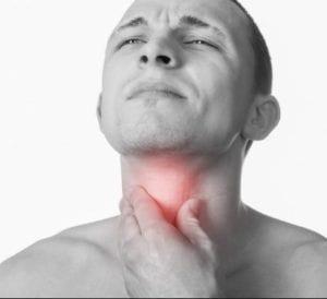 سرطان الحنجرة اعراضه