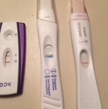 انواع اختبارات الحمل قبل الدورة