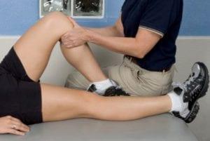 علاج غضروف الركبة المقطوع