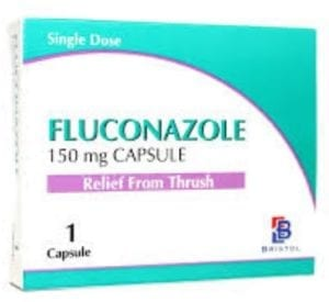 كبسول fluconazole 150
