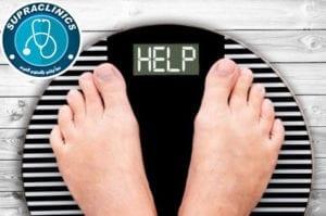 اسباب ثبات الوزن وعدم الزياده