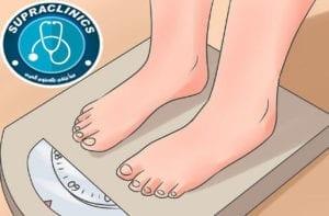 اسباب عدم زيادة الوزن عند البنات