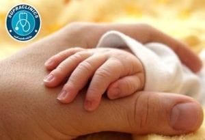 الشهر الثاني من الحمل والمغص
