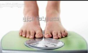 عدم زيادة الوزن