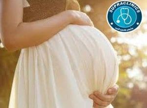 مغص الحمل في الشهر الثاني