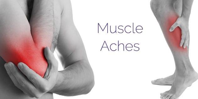 الام العضلات اسبابها وعلاجها