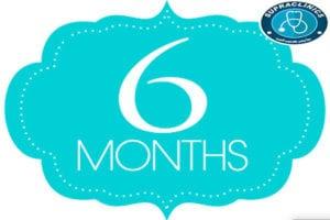 الشهر السادس من الحمل