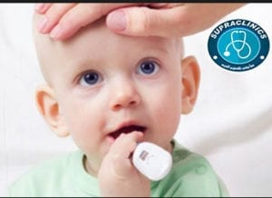 علاج البرد عند الاطفال عمر سنتين