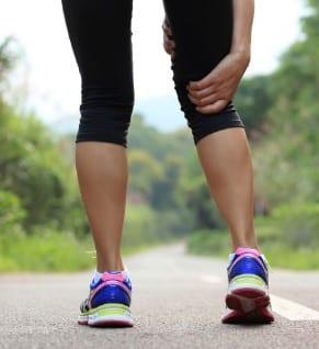 التهاب عضلة الفخذ الخلفية