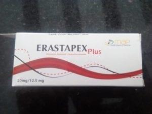 دواء ايراستابكس