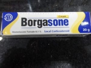 borgasone cream