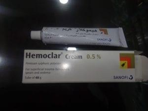 hemoclar cream