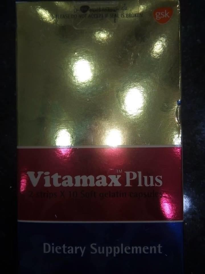vitamax plus