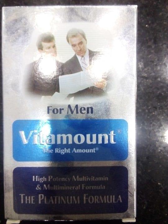 النشرة الداخلية فيتاماونت vitamount cap