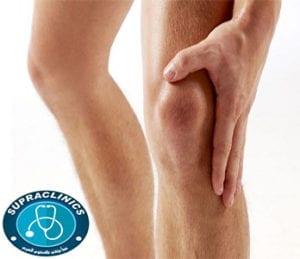 تشخيص تمزق الرباط الصليبي الامامي للركبة