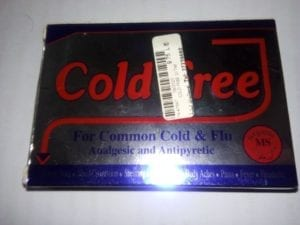 cold free tablets