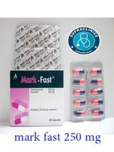 mark fast 250 mg