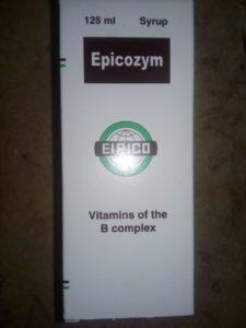 epicozym syrup