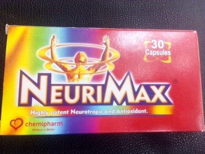 دواء نيوريماكس neurimax