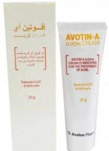 Avotin-A Cream