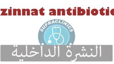 zinnat antibiotic