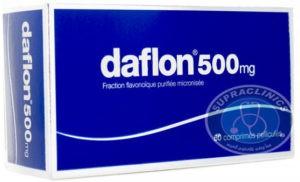 دواء دافلون اقراص 500