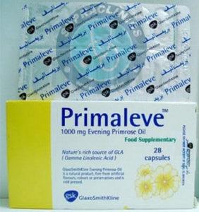 دواء بريماليف كبسولات