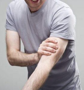 الم في عضلة البايسبس
